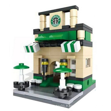 Bâtiment pour enfants Building Block DIY Toy (H9537099)
