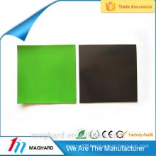 Flexible fridge adhesive rubber Strong Magnet Sheets
