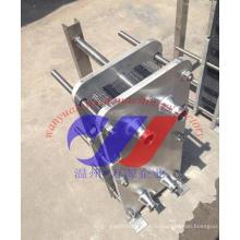 Пластинчатый теплообменник из нержавеющей стали 300L / H