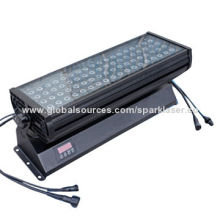 LED Wall Washer Light with 72 x 3W Power, Dimmer, Strobe, Eotic, Gradual Change and Flicker-freeNew