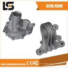 Piezas de motocicleta de fundición a presión de aluminio con servicio de OEM
