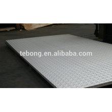 Plaque de toiture en aluminium de bonne qualité Plaque en aluminium de 5 mm d'épaisseur