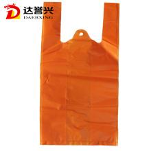 Biodegradable Fruit T-shirt Plastic Bag