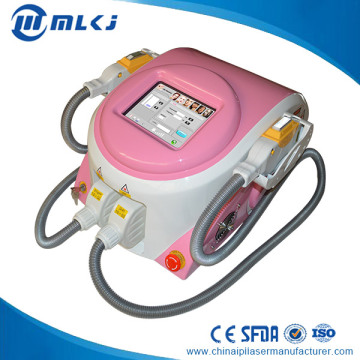 Elight+Shr Yb5 China Mingliang Manufacturer Hair Removal Beauty Machine