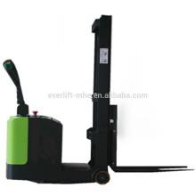 Apilador eléctrico del contrabalanceador ligero de la obra 500kg