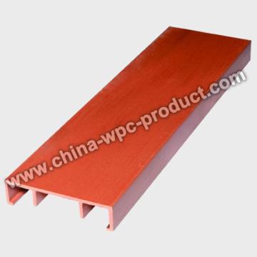 Kunststoff Composite Holzdecke