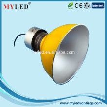 Angle de faisceau étroit éclairage frais 50W conduit des lumières haute baie
