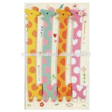 Giraffe Bookmark Flag Índice Tab Sticky Notes
