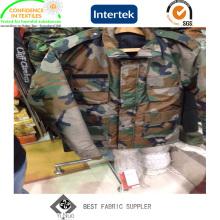 Armee verwendet gedruckt Oxford 150d Mikrofaser Stoff für Jacke
