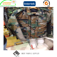 Army Used Printed Oxford 150d Micfrofiber Fabric for Jacket
