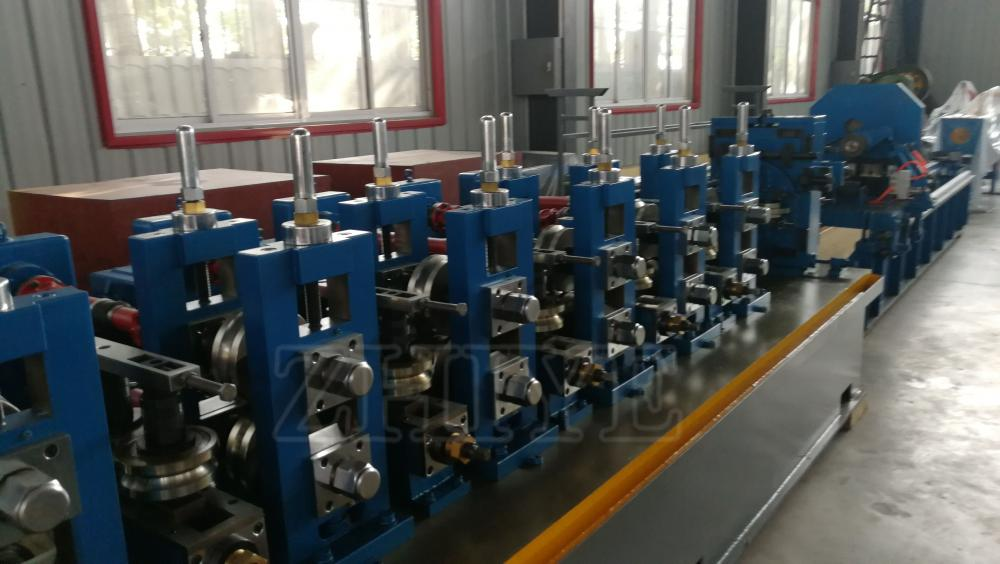 Roll Coating Steel Coated Roll Forming Machine
