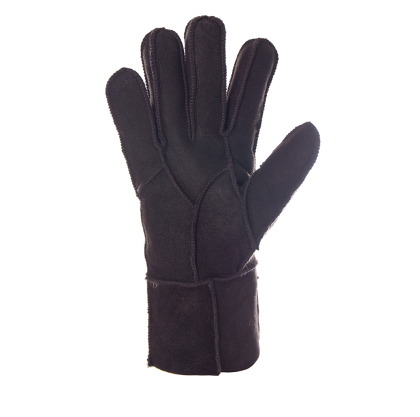 100% australia genuine outdoor sheepskin warm gloves