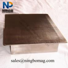 Ímã magnético da placa do separador do ferro