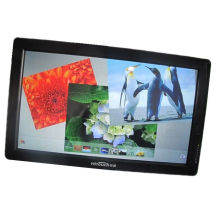 55 Inch Desktop Touch Screen Display , Interactive Touchscreen Panel Pc For Office