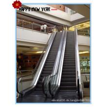 600mm, 800mm, 1000mm Schritt Breite, 30 & Degand 35 & Deg Vvvf Indoor / Outdoor Rolltreppe mit konkurrenzfähigem Preis