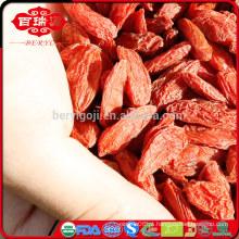 Grossista de frutos secos orgânicos de goji e frutas secas
