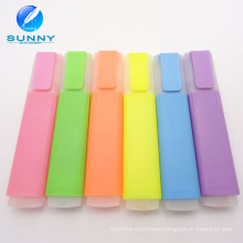 Wholesale Cheap Multi Colored Highligter Marker Promotional Highlighter Set