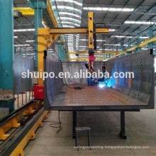 Top Quality Automatic MIG Welding Machine For Dump Truck