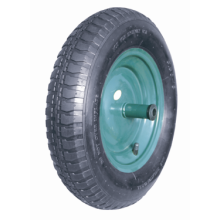 Pneumatic Rubber Wheel 14*3.50-8