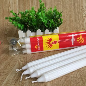 All Kinds of Size White Plain Candles