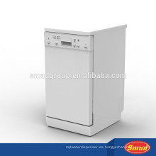 Commercial 9 Settings Mini Portable Dishwasher with CE, GS