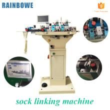 Equipamento de costura típico de alta velocidade para meias meias automática máquina de ligação