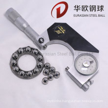 HRC60-66 High Quality Bearing Steel Balls for Elevator