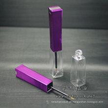 Frasco/tubo de moda delineador roxo brilhante
