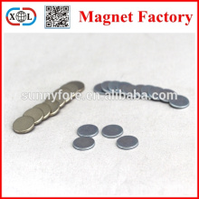 permanent miniature magnet for mobile phone