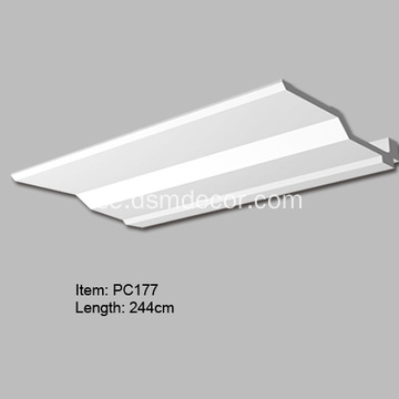 Polyuretan Plain Indirect Lighting Elements