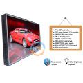 A cor do TFT do quadro aberto monitor do LCD de 23 polegadas frameless com entrada de HDMI DVI VGA