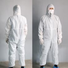 Одноразовая нетканая медицинская защитная одежда