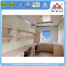 Hochwertige schnelle Gebäude Bau Fertigbehälter Büro Häuser
