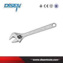 "Drop Forged Chrome Plated 6-24"" Monkey Wrench"