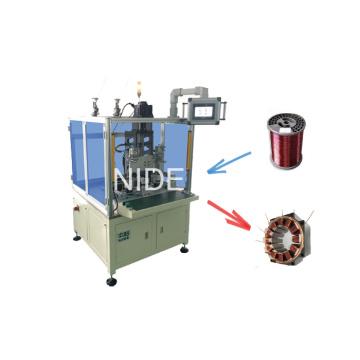 Máquina de Enrolamento Inslot Automática do Motor de Alta Eficiência BLDC