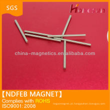 Barra magnética pequena forte d0.5x12.7