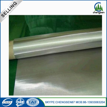 316L 304L de acero inoxidable 300micron Wire Cloth
