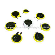 Button Battery Welding Legs, Long Shelf Lifespan, 3V Nominal VoltageNew