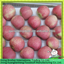China apple red star