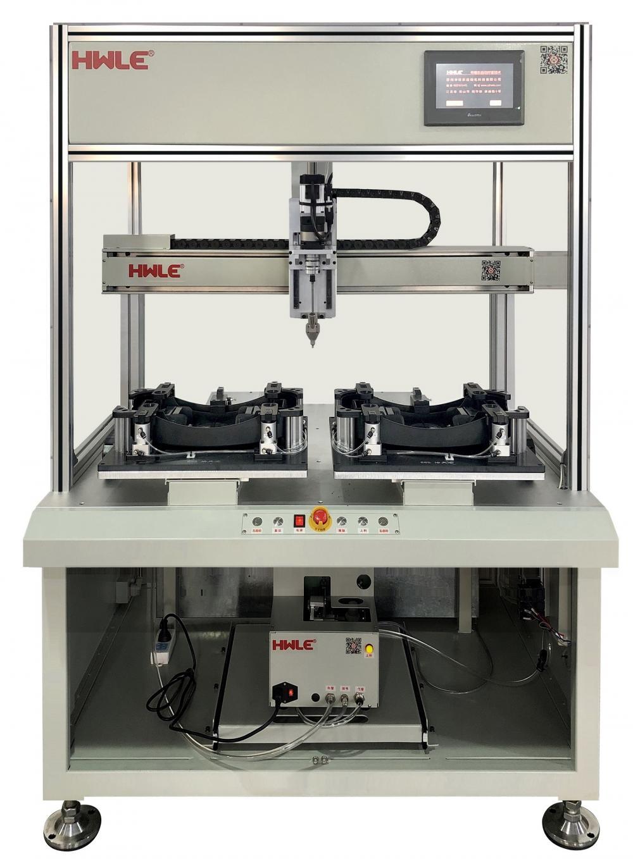 Pneumatic Screw Locking Machine