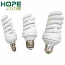 Lámpara ahorro de energía espiral CE / RoHS / ISO9001 (11W / 15W / 20W)
