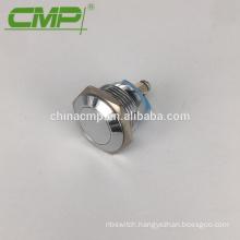 16mm Automotive Switch ( Flat Head, Wiring Terminal)