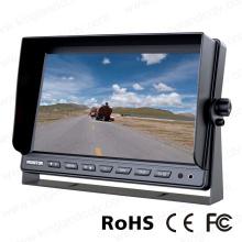 Moniteur HD 10 pouces Ahd pour véhicule