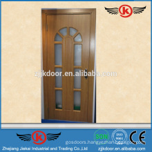JK-P9098	pvc bathroom door price/pvc window and door profile door /wardrobe door laminate design