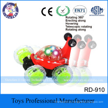 Remote Control Micro Mini Racing Car RC 360 Rolling Stunt Car