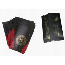 Pure Ceylon Black Tea Bags/Matte Foil Tea Pouch/Plastic Tea Bag