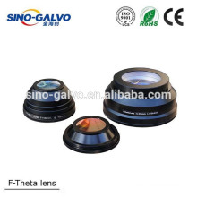 ZnSe f-theta lens 1064nm for Laser marking