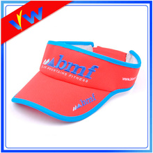 Design Your Own Sports Running Sun Visor Hats
