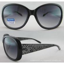 Moda de alta calidad UV 400 gafas de sol de protección P25033