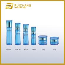 Bouteilles et bocaux en verre pour cosmétiques